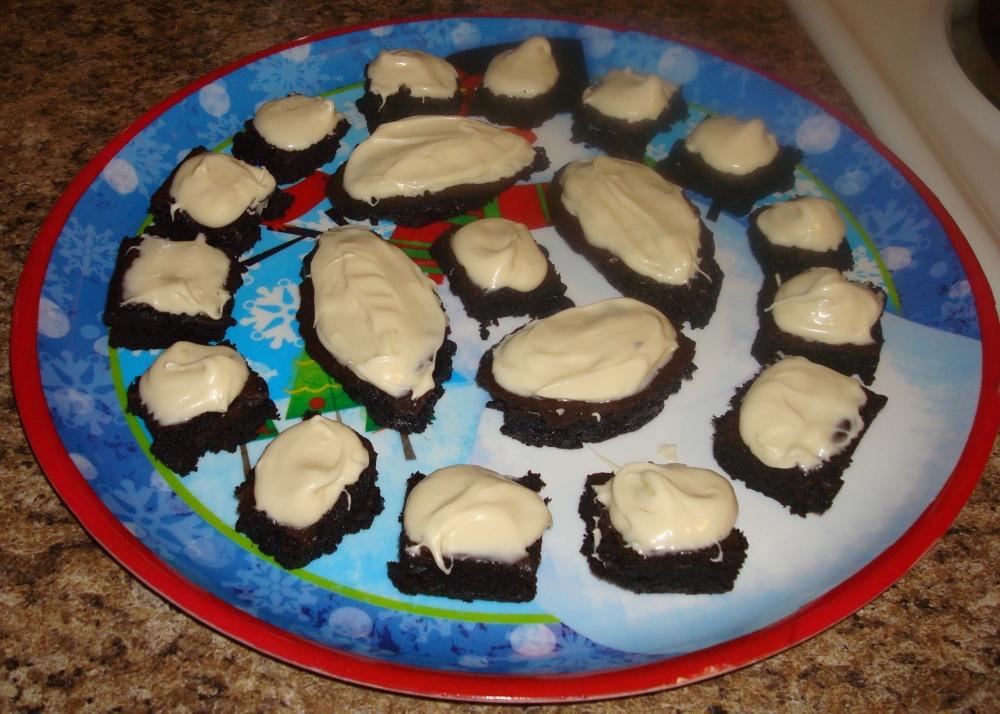 Bailey's Brownies!