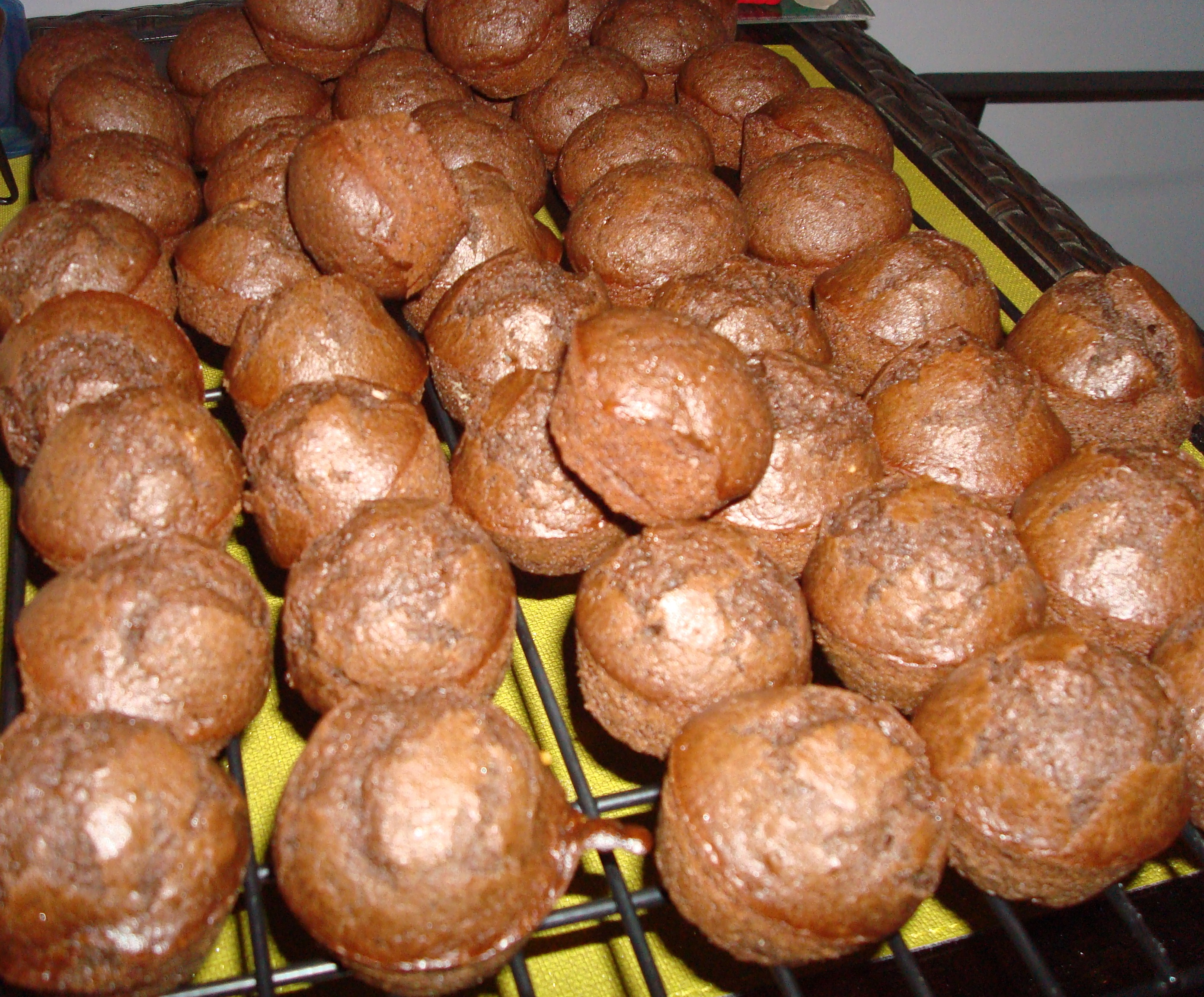 Munchkin Muffins! – The Fetching Foodie