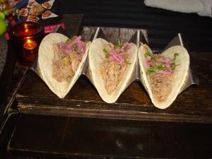 El Centro D.F. Pork Carnitas Tacos