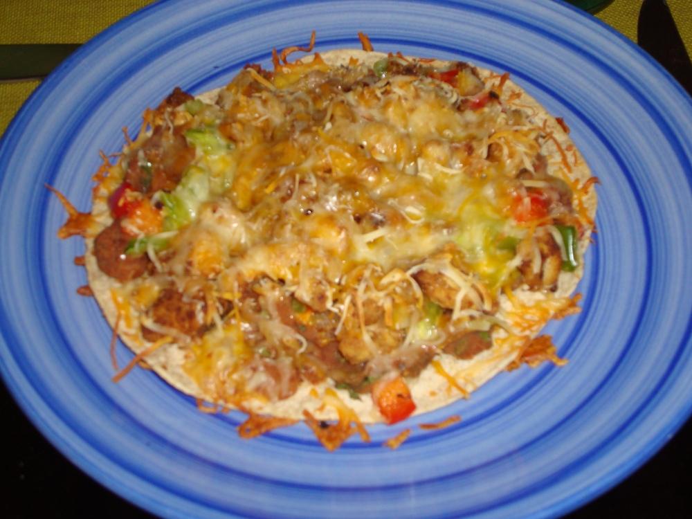 Chicken Taco Crisp