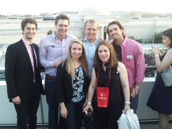 The Sip Savor Celebrate Events Crew!