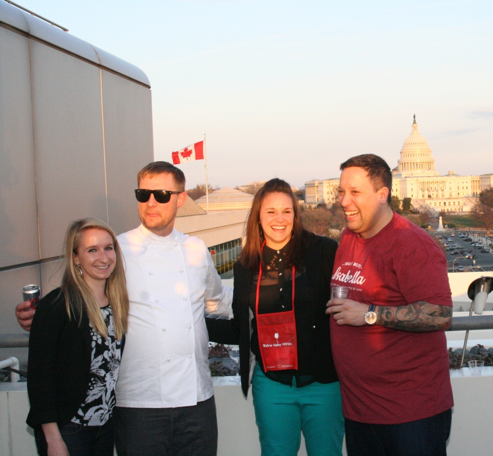 Me, Bryan, Kim, & Mike!