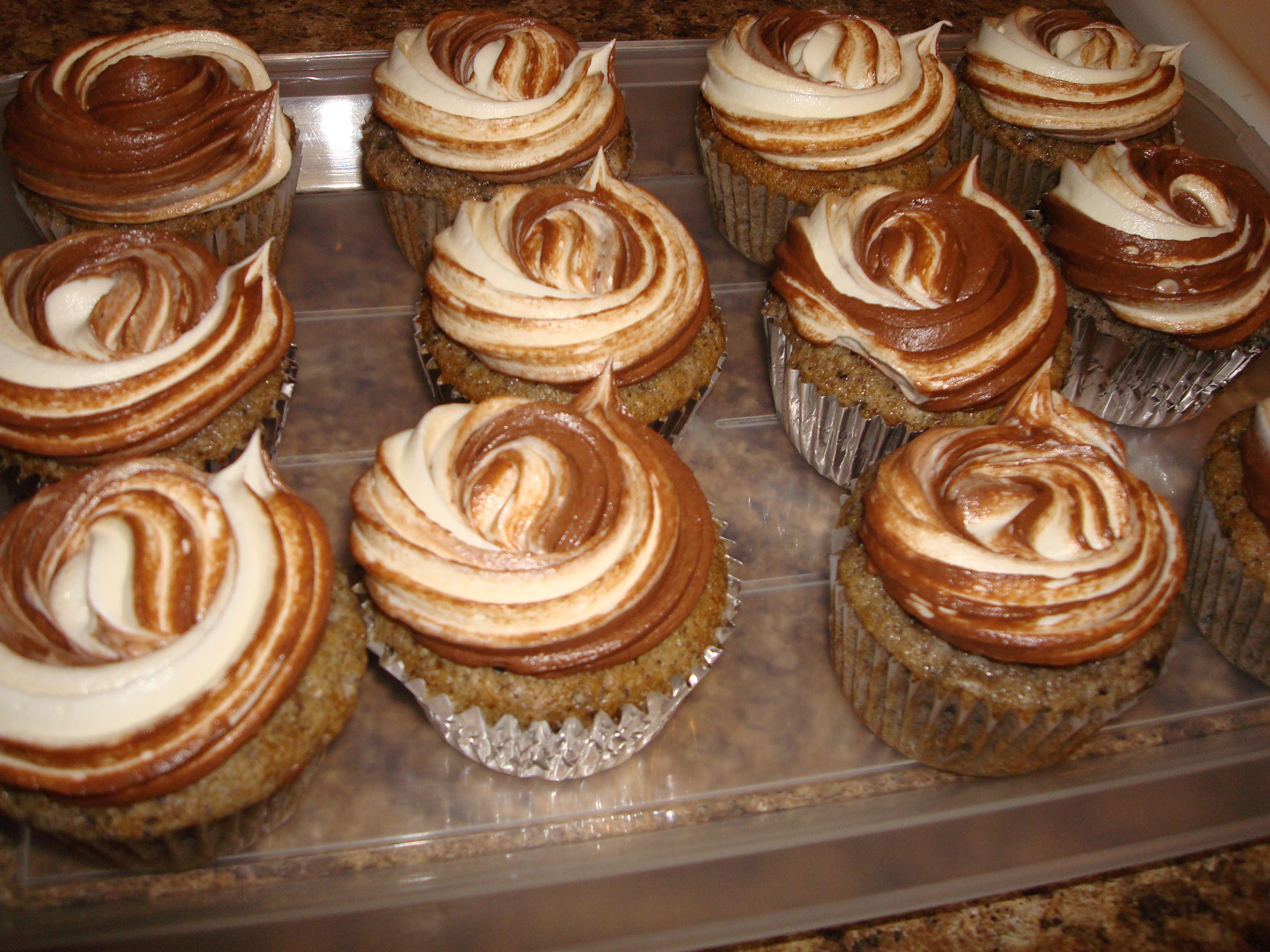 Cookies n Cream Cupcakes! – The Fetching Foodie