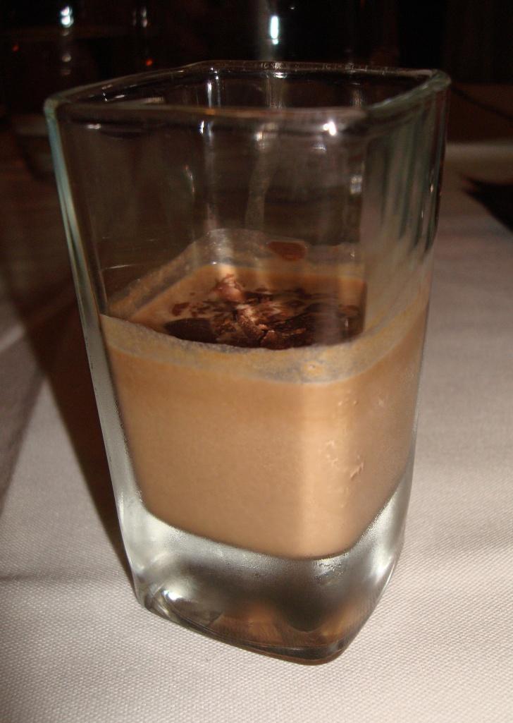 Frozen Hot Chocolate Sip