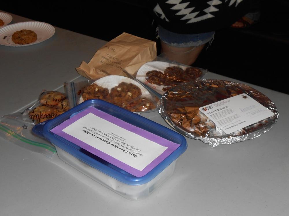 Amateur Cookie Competition