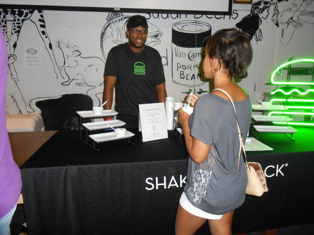 Shake Shack Custard