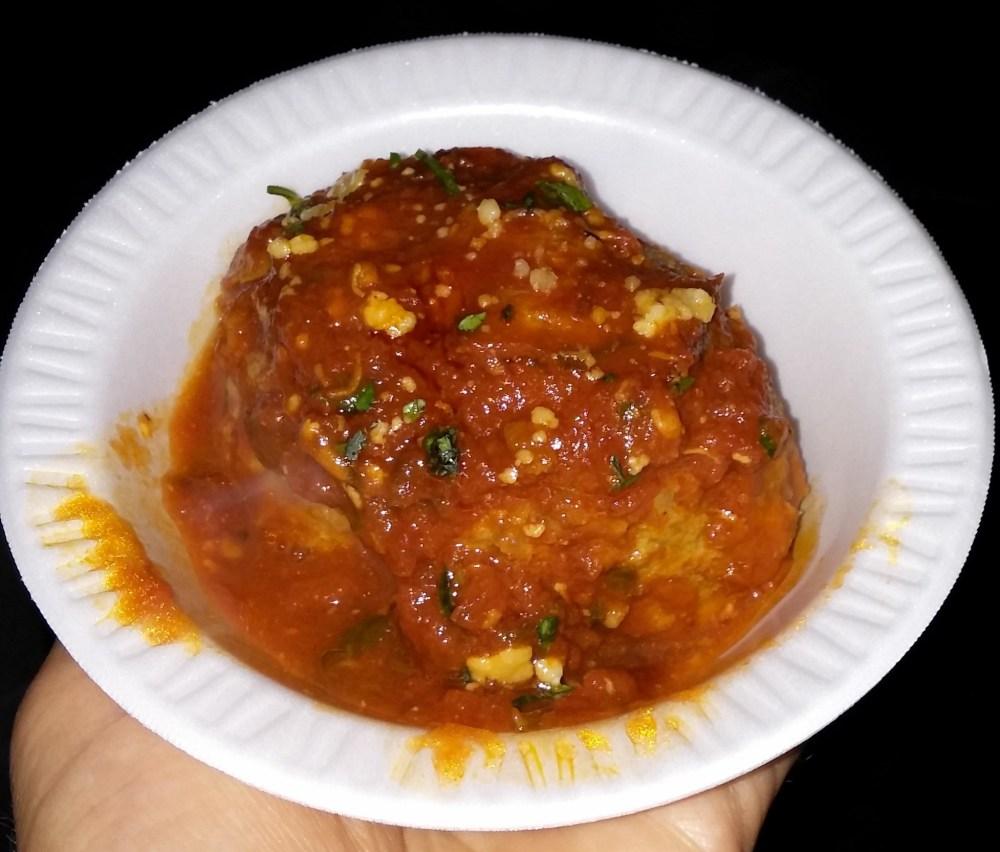 Carmines meatball