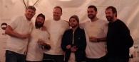 Chefs and Brady