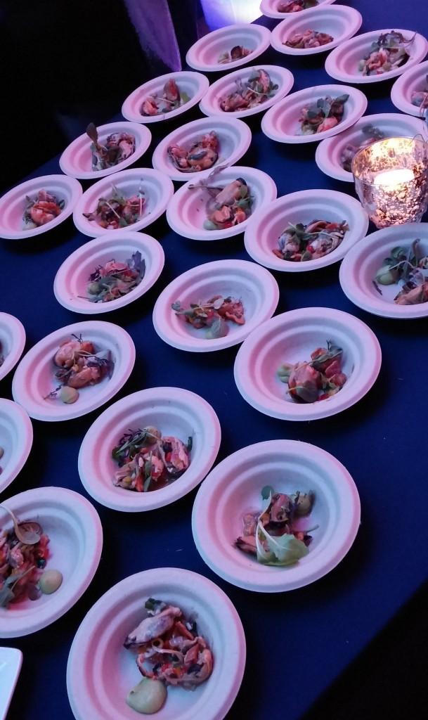 Brabo Mussel salad