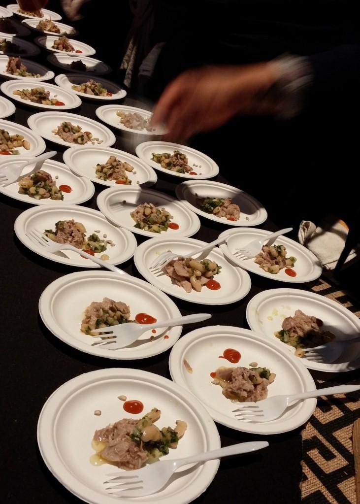 Vinoteca Warm Tuna Confit