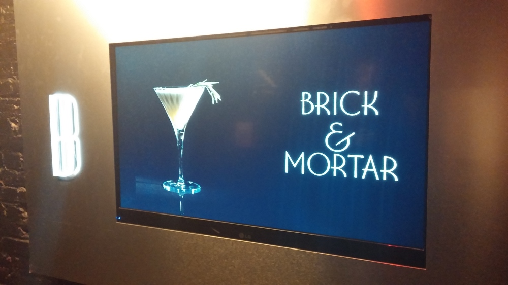 Brick & Mortar